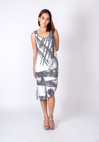 Graphic Grace Dress