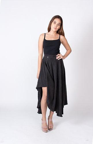 Black Sienna Convertible Skirt