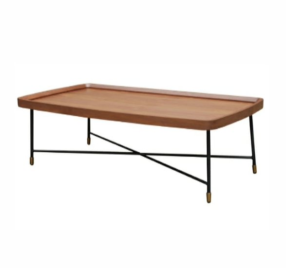 Rectangular Tray Coffee Table