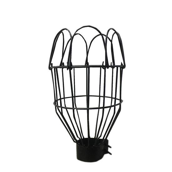 Lamp Cage (Medium-Black)