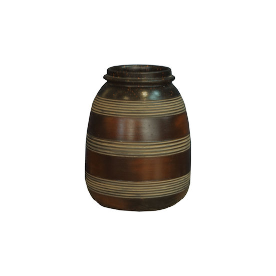 Cobalt Ceramic Vase