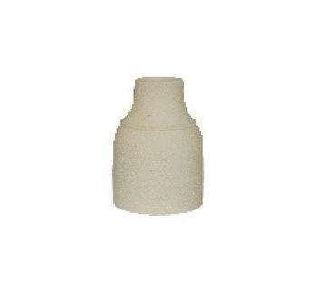 White Greek Ceramic Vase