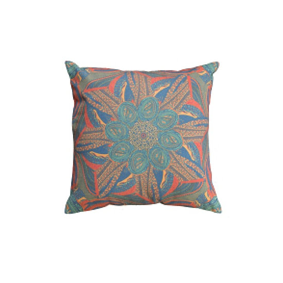Throw Pillow : KEYN (Collab with The Olive Tree)