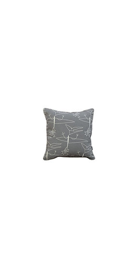 Throw Pillow : Pterodactyl (grey)