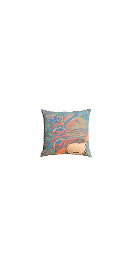 Throw Pillow : KENDI (Collab with The Olive Tree)