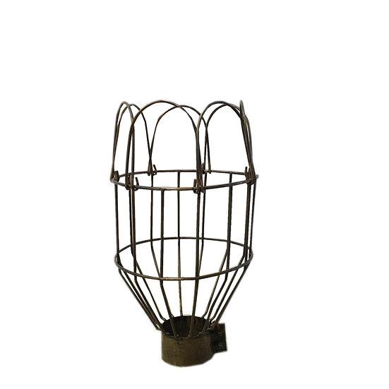 Lamp Cage (Medium-Brass)