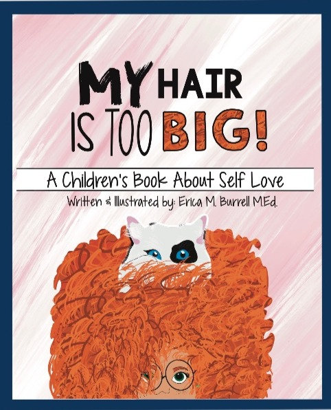 Donation: My Hair Is Too Big!