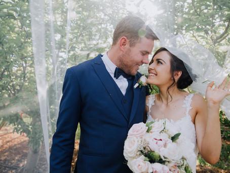 Central West Wedding - Tyler + Jess