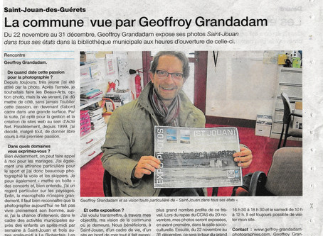 EXPOSITION PHOTOS - PRESSE