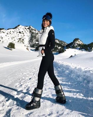 Marta Lozano Moon Boot