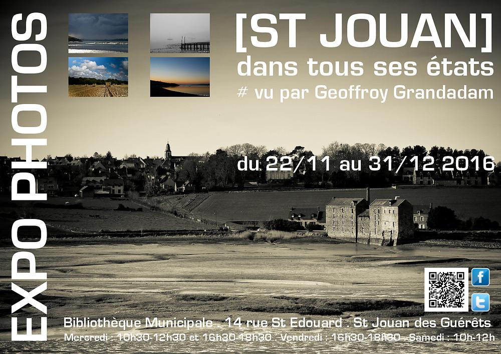 Expo photos à Saint Jouan des Guérets
