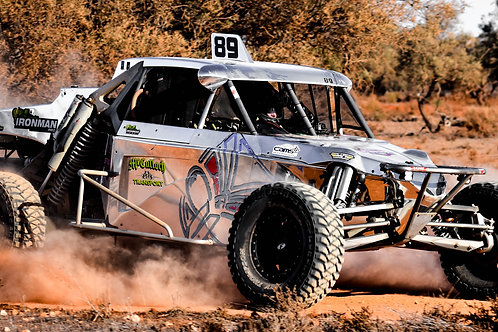 Jimco Aussie Special Nissan 3.5L Twin Turbo