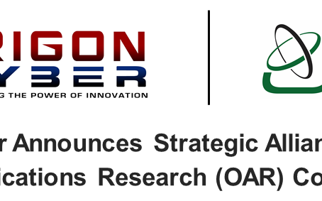Trigon Cyber Announces Strategic Alliance with OAR Corporation