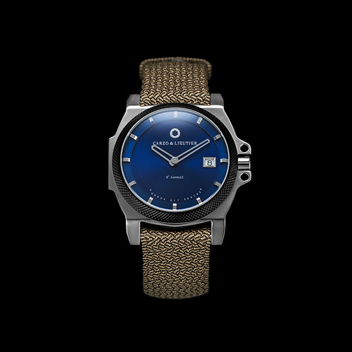 Carzo et Lieutier Montres Made in France Watches Inspiration Moto Vintage