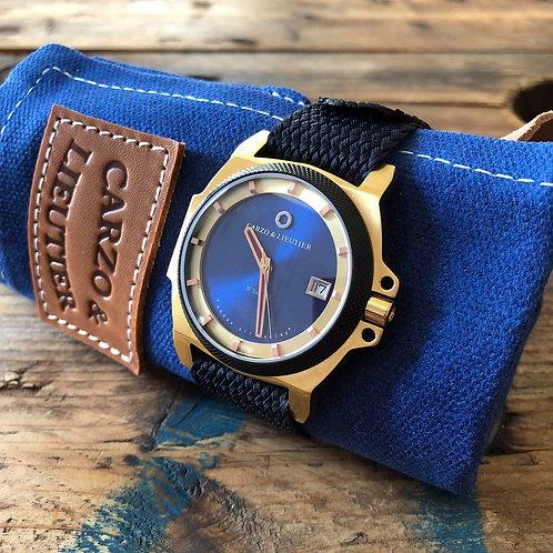 Carzo et Lieutier Special 003 - Custom Watch Coupe du Monde de Football Finale