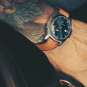 Montre automatique made in France - Sain