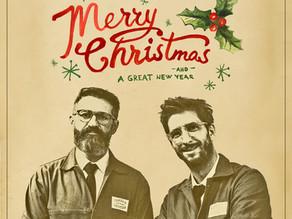 Il est exactement Noël moins le quart, monsieur le motard.