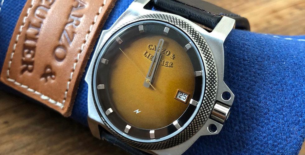 Carzo et Lieutier custom watch bar Unorthodox 04
