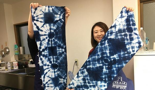 藍染めイベント