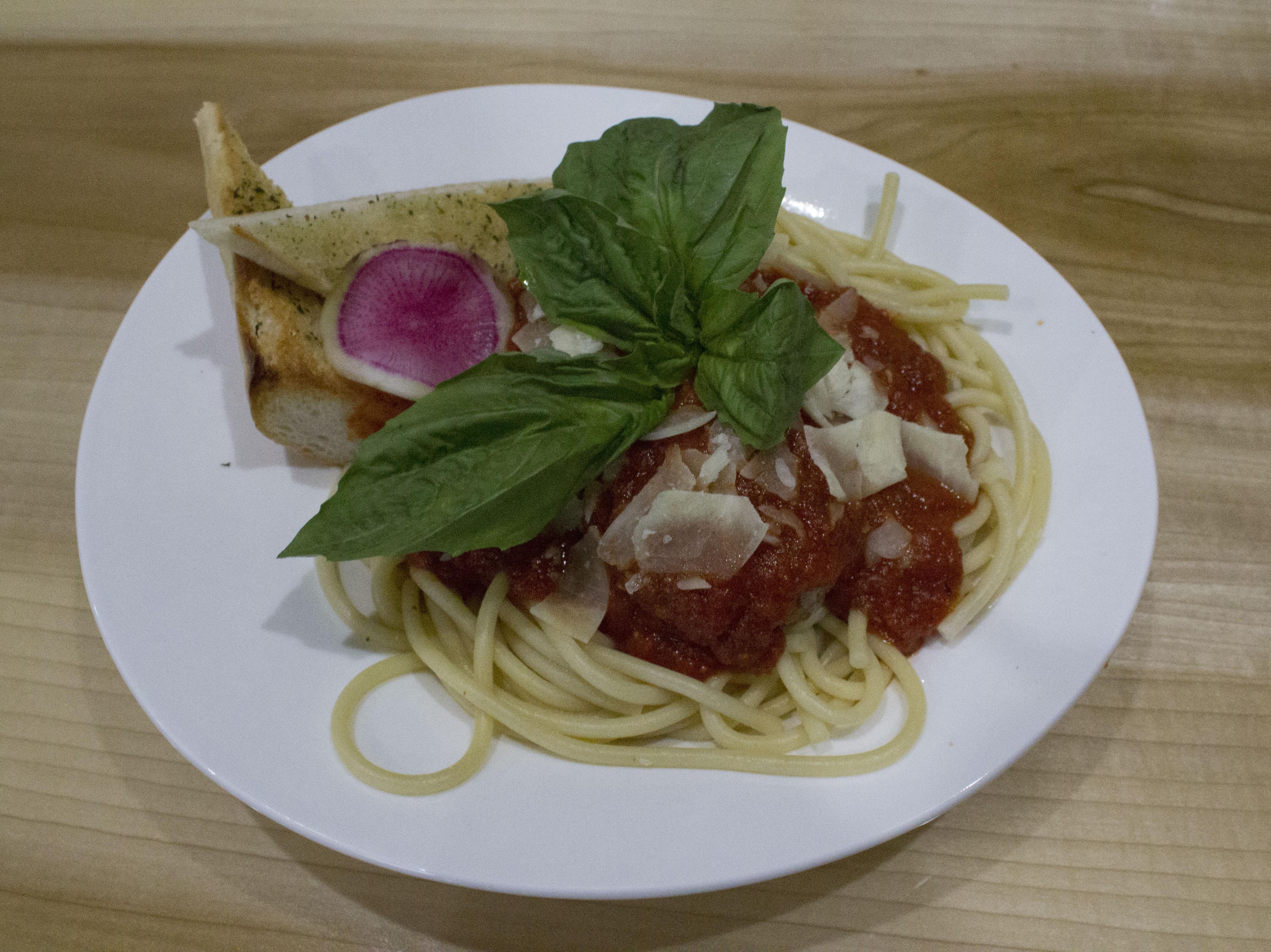 Pasta Bucatini