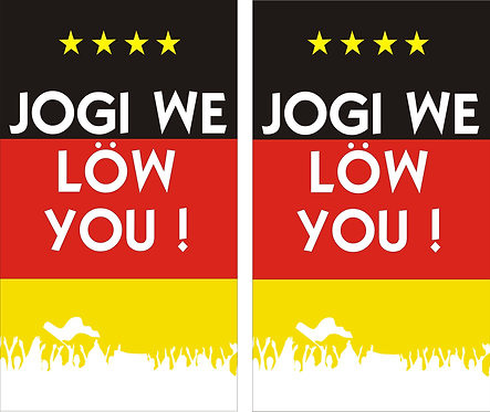 Jogi we löw you!