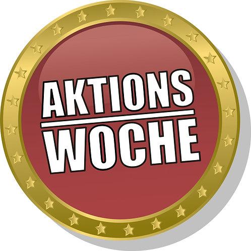 "Aufkleber ""Aktionswoche 2"""