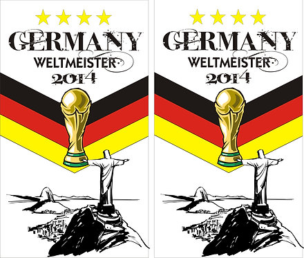 Weltmeister Rio 1