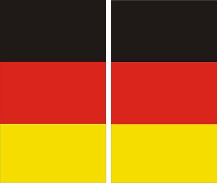Deutschland Classic Faltschild