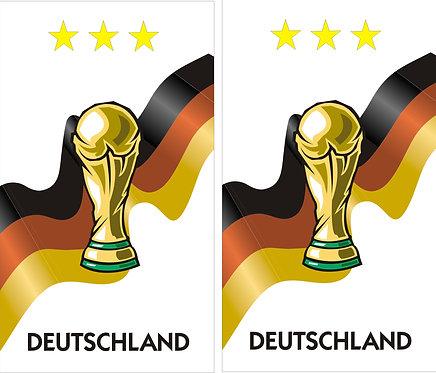 Deutschland Cup Faltschild