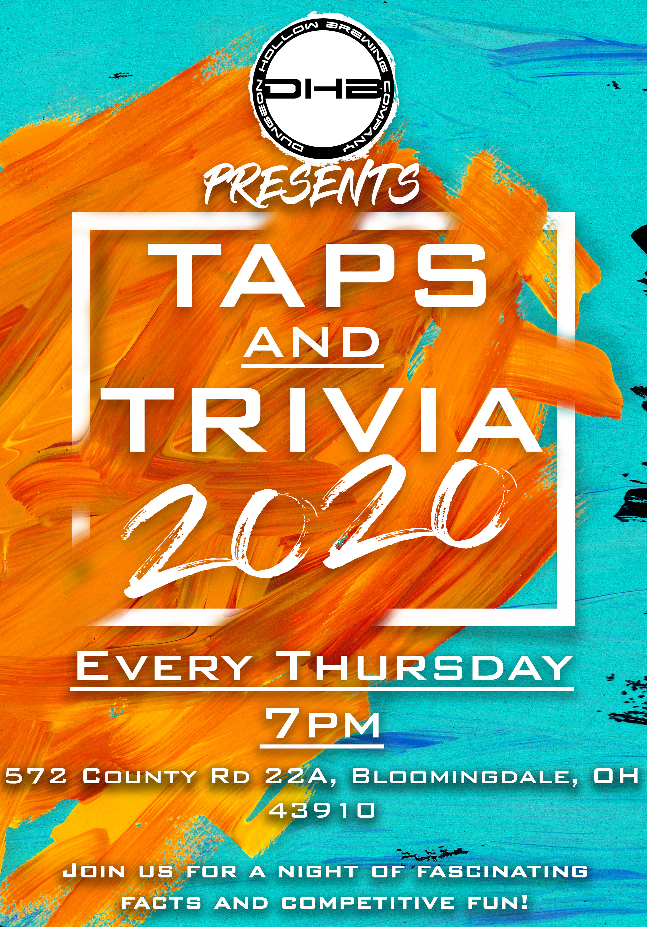 Taps and Trivia