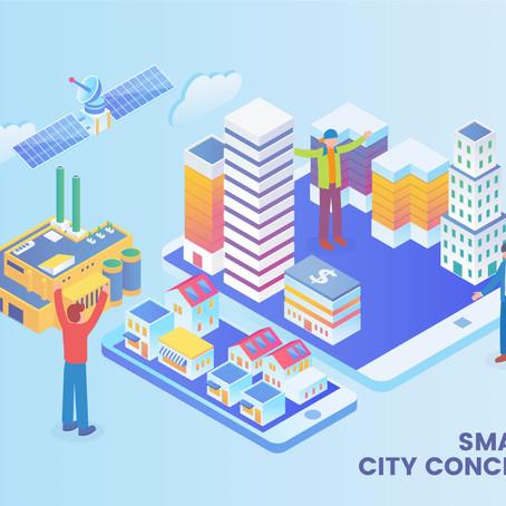 Smart City เมืองอัจฉริยะ เชื่อมสังคมขับเคลื่อนเศรษฐกิจผ่านเทคโนโลยี