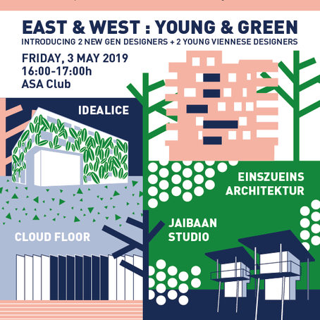 Talk: East & West: Young & Green