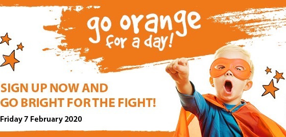 Go Orange for a Day!