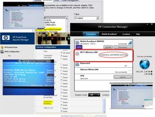 OpenVPN and LAN/WLAN Switching