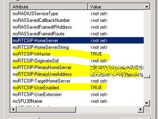 Skype Business and the ghost of Live Communications Server