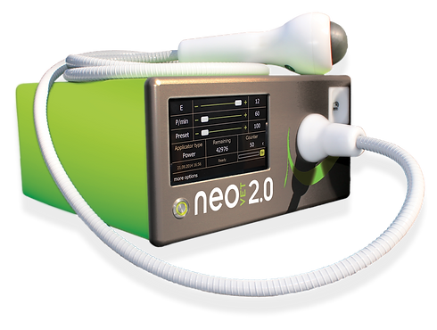 NeoVet 2 Shock Wave Machine for Horses.p