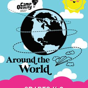 K-3 Around the World Activities