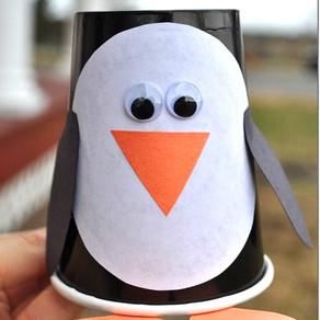 Penguin Bowling!