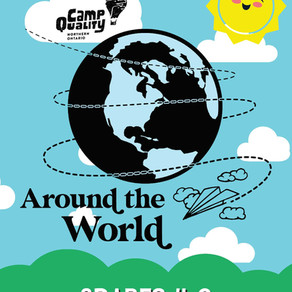 Grades 4-6 Around the World Activities