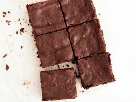 Family Day Flourless Brownies
