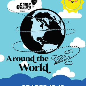 Grades 10-12 Around the World Activities