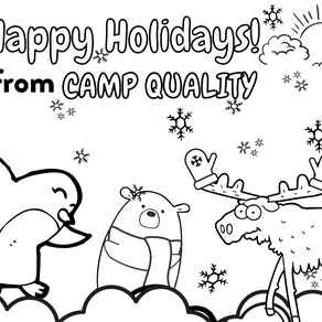 Day 2: CQ Holiday Cards