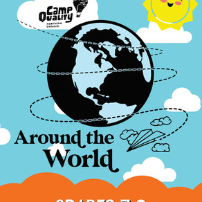 Grades 7-9 Around the World Activities