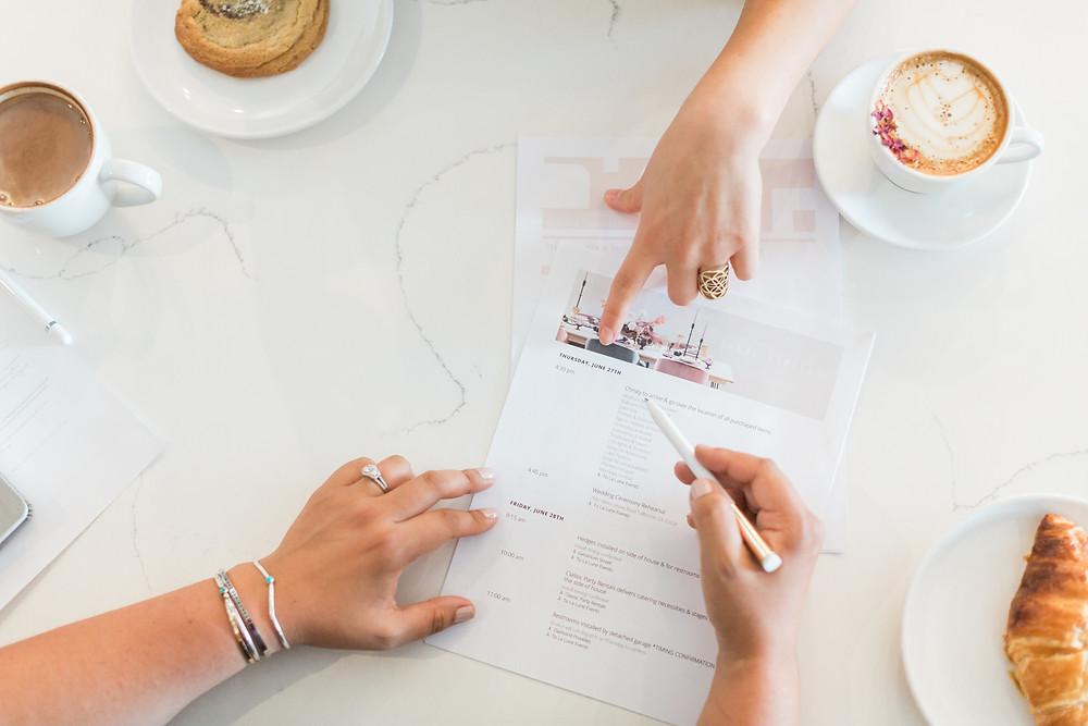 wedding expo tips