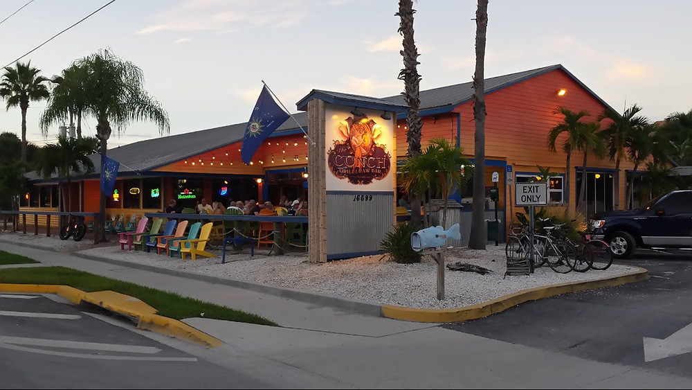 Conch Republic - Enjoy a drink or a lively meal