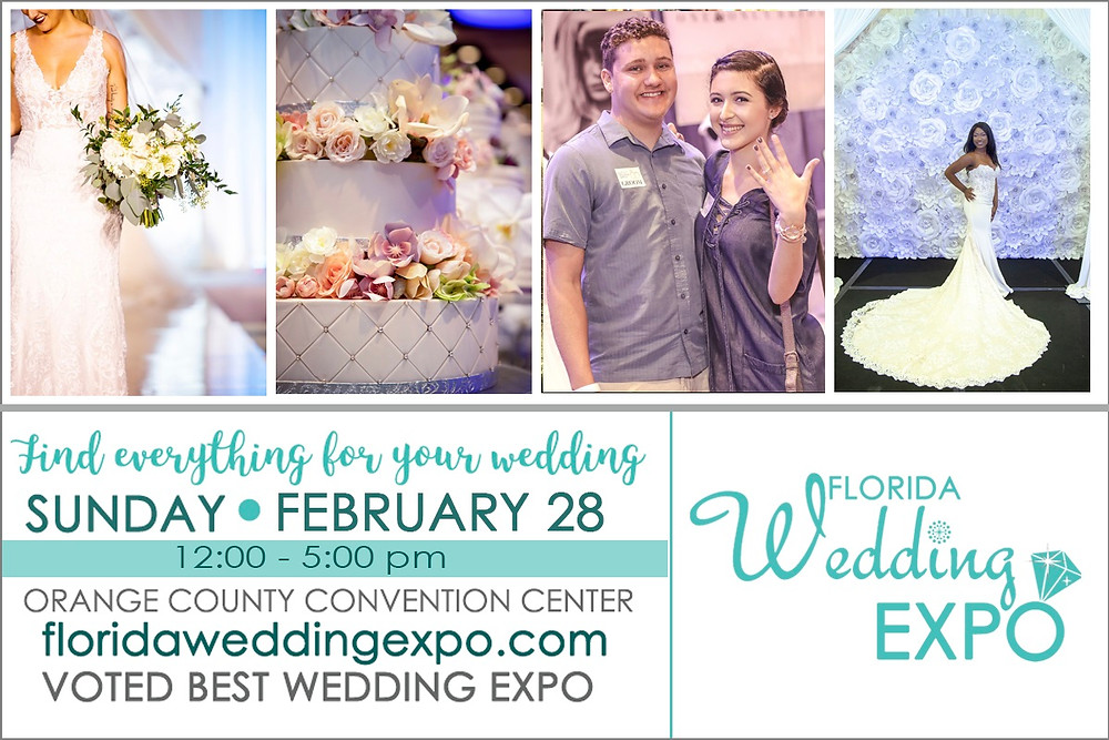 Your Favorite Day at Florida Wedding Expo February 2021