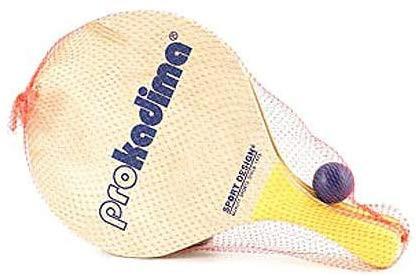 Classic prokadmia Paddle Ball Game