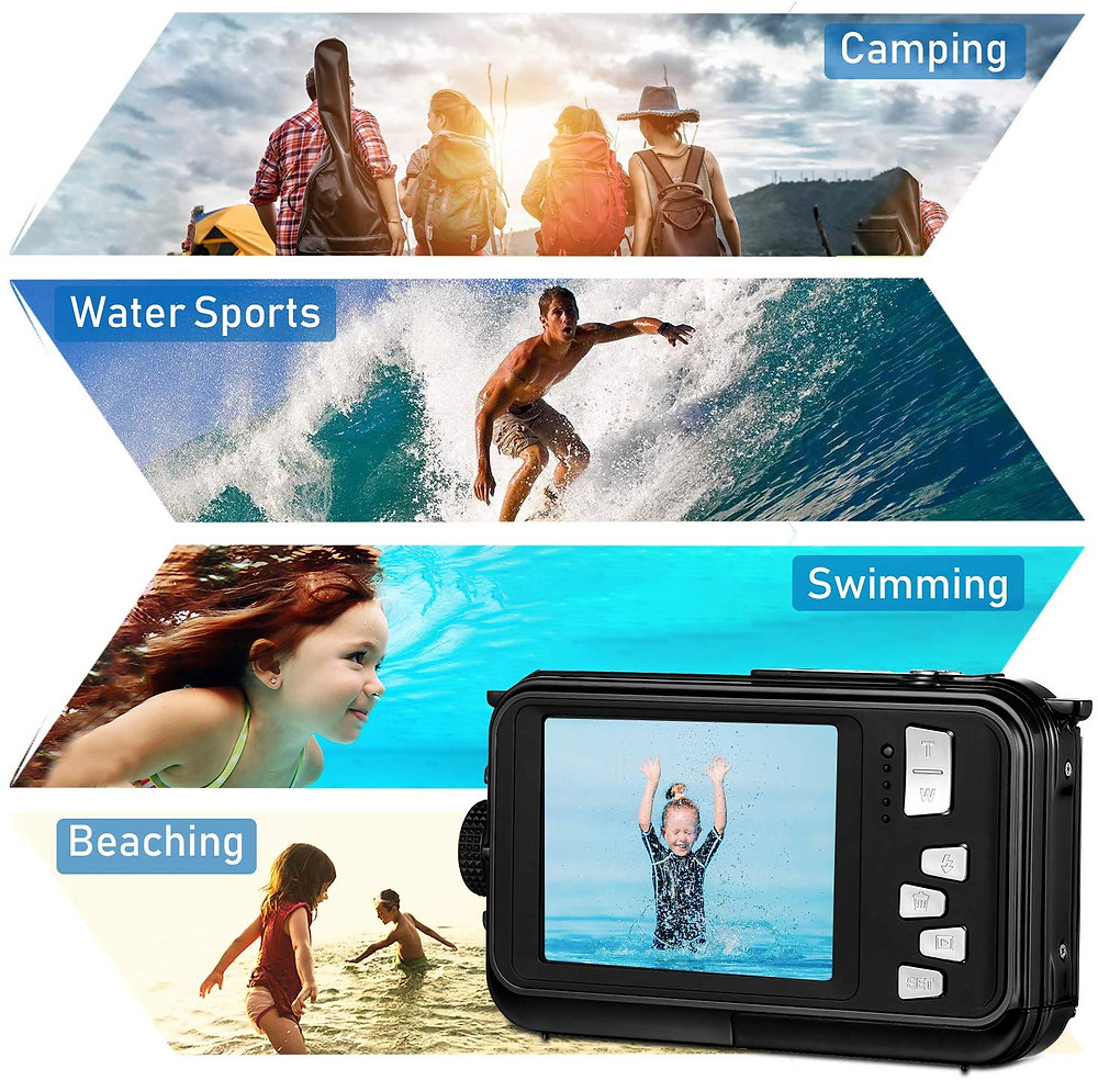 Underwater Camera - Priceless Accessory for a Beach Trip