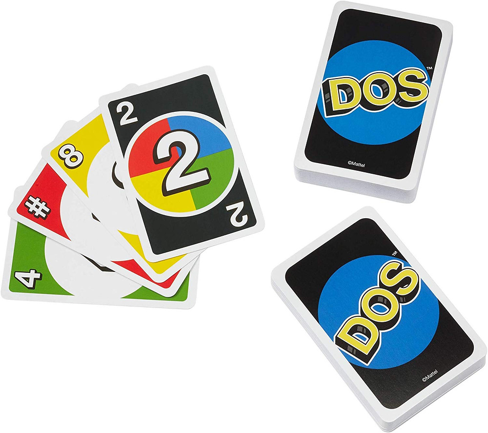DOS - Because Uno wasn't awesome enough