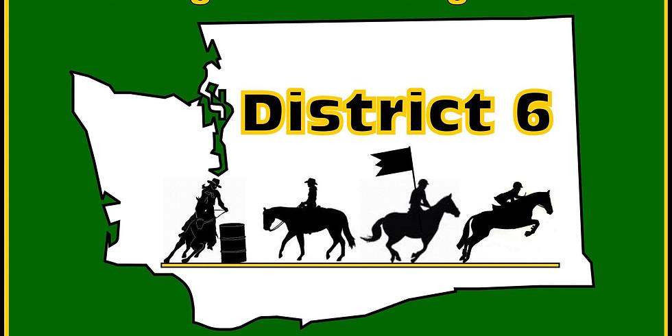 WAHSET District 6 Meet #2 - Spanaway, WASHINGTON